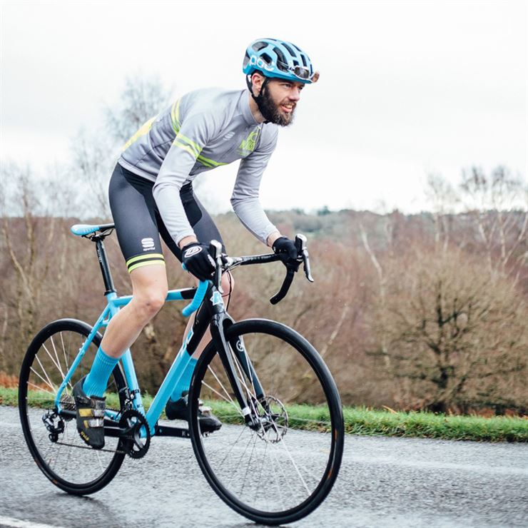 Kinesis UK ride out