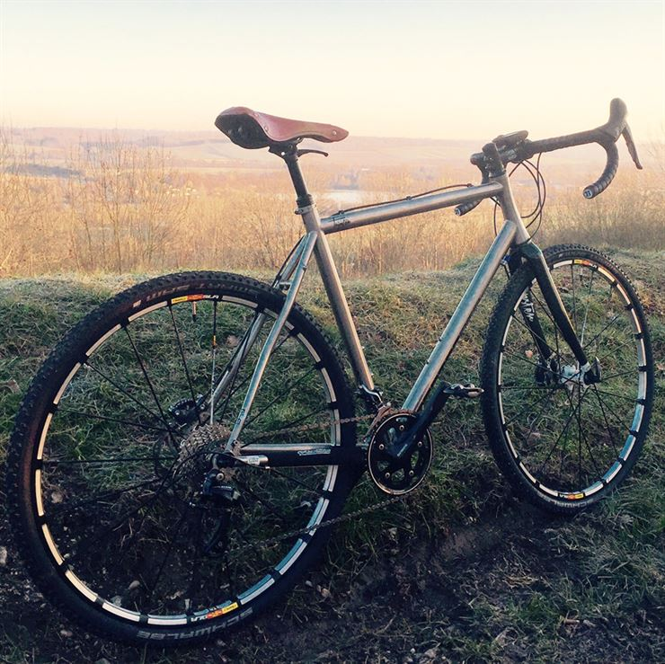 The Tripster ATR - it is a superb bike