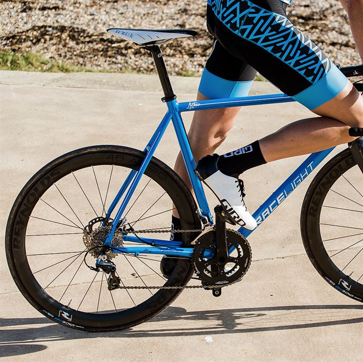 Kinesis Aithein disc review with Bruce in Mallorca