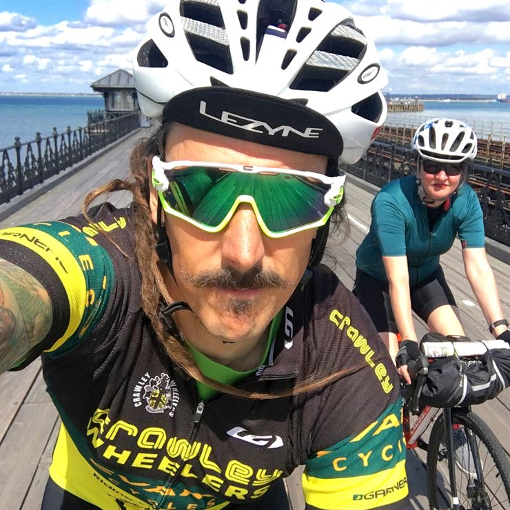 Discovering the Isle of White on bikes