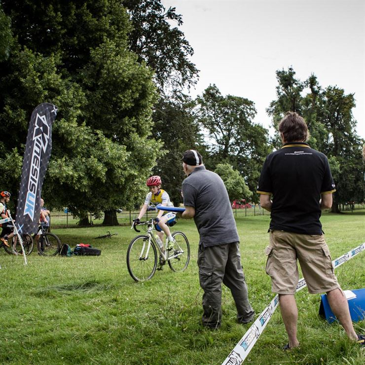 Top 5 tips for CX racing