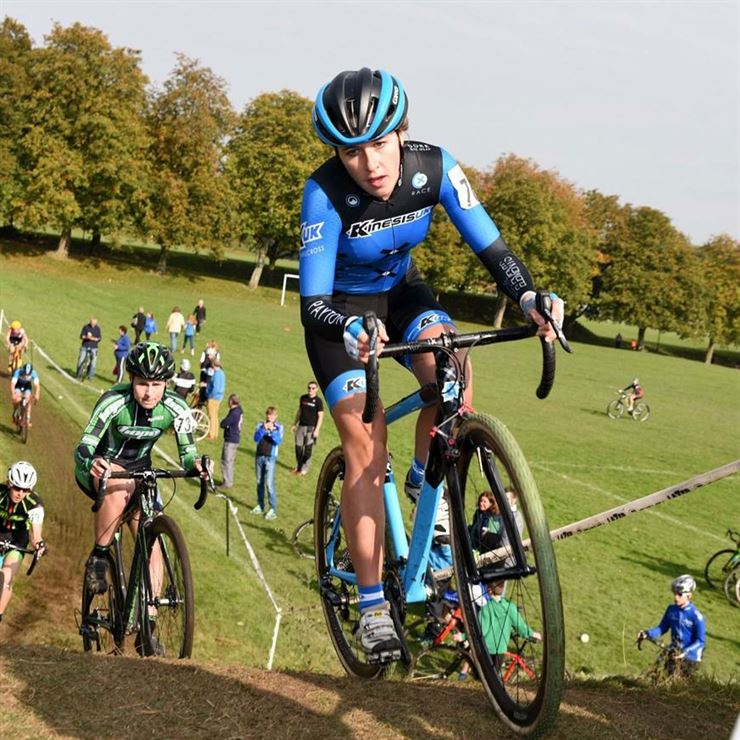Hannah Payton on Training and Riding Cyclocross