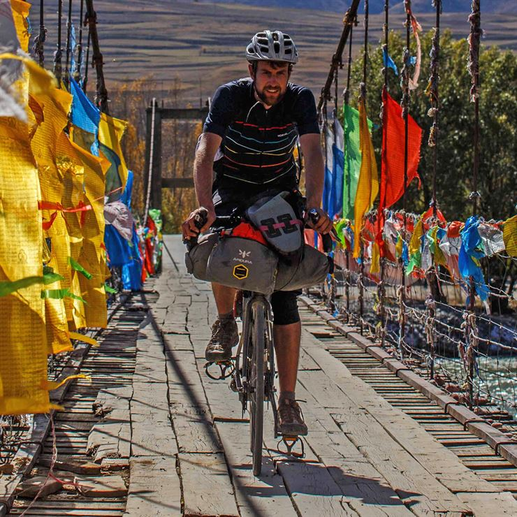 Traversing Tibet with Ed and Marion Shoote